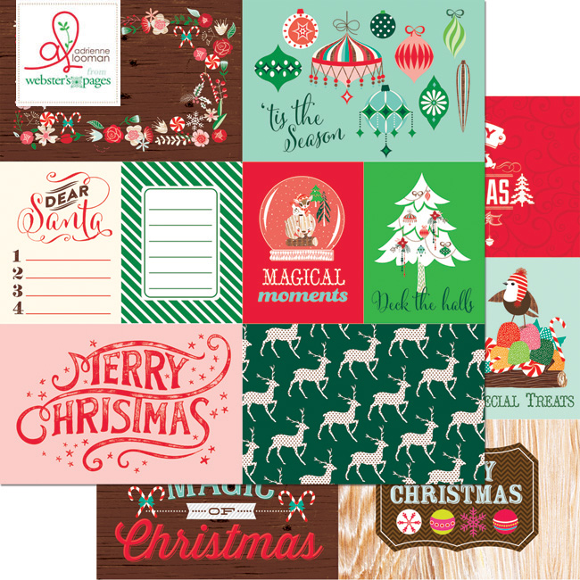Websters pages scrapbooking